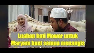 Ustaz Ebit Lew ziarah Mawar Karim sekeluarga | Video penuh.