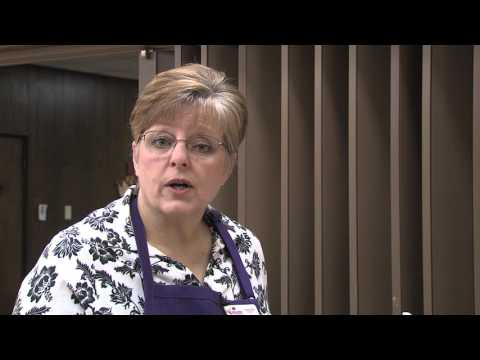 Video Linda Beech: Cooking Large Quantity Food Tips