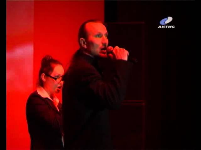 Театр Пилигримов представил в Ангарске симфо-рок-фантазию