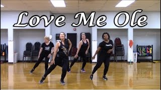 Love Me Ole ~ Major ~  Zumba®Dance Fitness ~ Cha Cha Cha