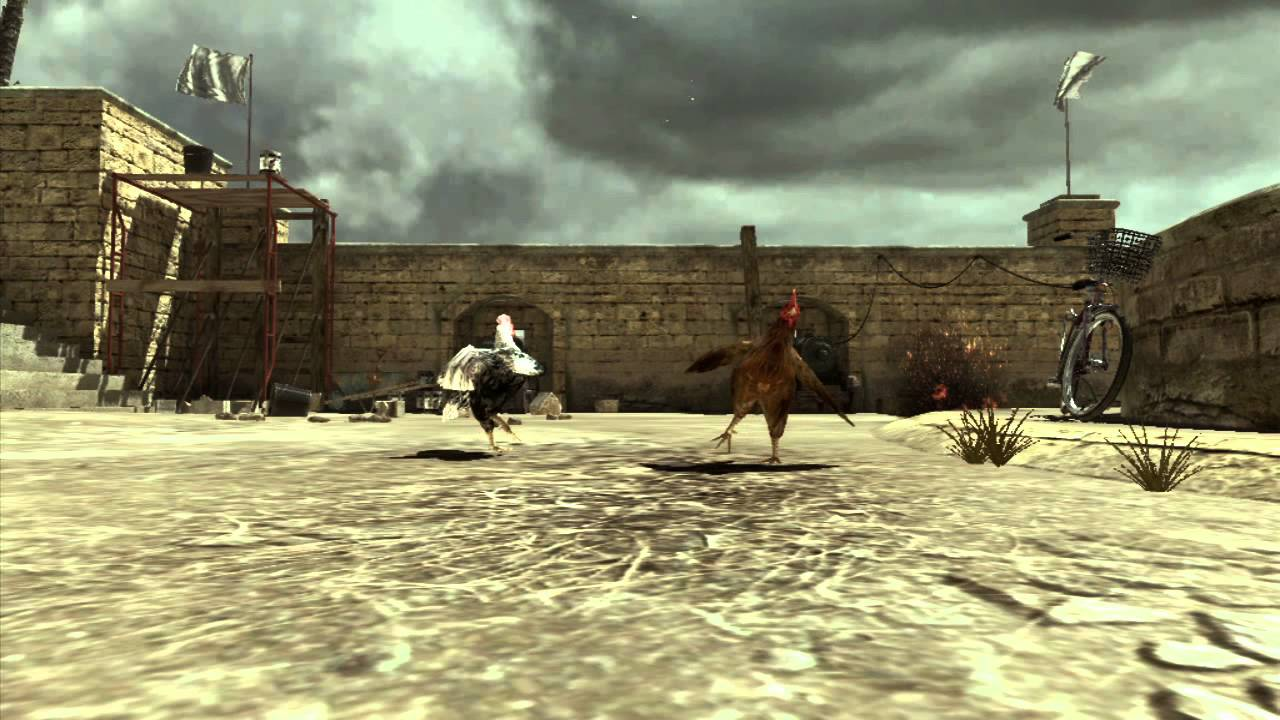 The Hell Is Up With Chickens In Modern Warfare 3?
