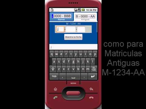 Video of Matriculas Agusaroe