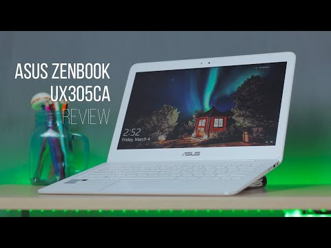 ASUS Zenbook UX305CA, Macbook Air Killer?