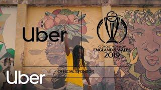 ICC Cricket World Cup Anthem 2019 Ft. SANAM, Jahmiel, & More   #WorldCupFanAnthem | Uber
