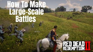 How To Set Up Large-Scale Battles