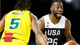 Team USA upset by Australia, snapping 78-game international winning streak   FIBA World Cup