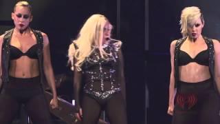Lady GaGa Live iHeart Radio LoveGame,PokerFace HD
