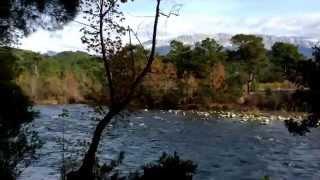 preview picture of video 'Köprülü Canyon'