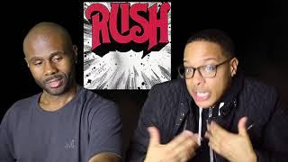 Rush - Working Man (REACTION!!!)