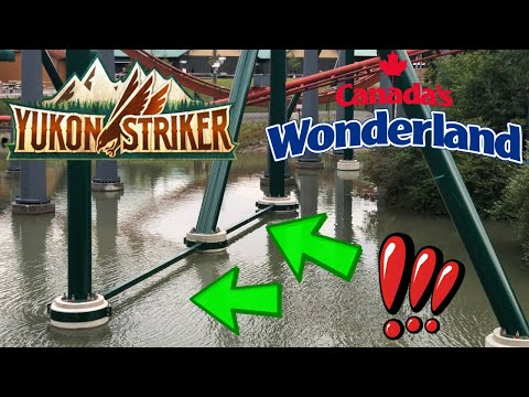 Yukon Striker Sinking?