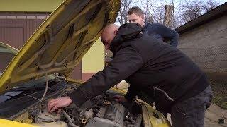 Kupił samochód za 1000 zł tylko dla silnika i felg #Klimek_vs_Duda