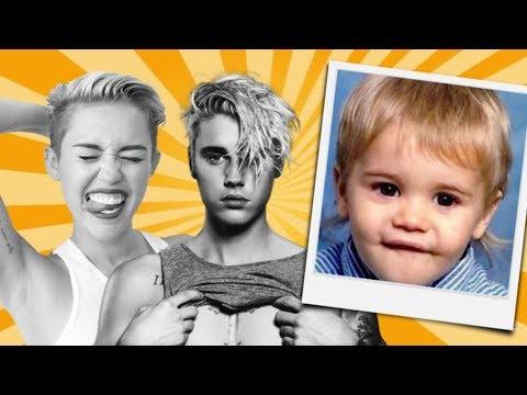 Jak vypadaly celebrity jako DĚTI ?