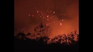 Corpo de Bombeiros registra média de mais de 2 incêndios por dia na região.
