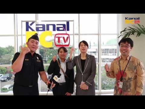Kunjungan Bea Cukai Jepang ke Kantor Pusat DJBC