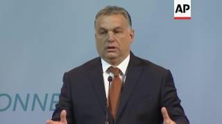 Netanyahu joins meeting of Visegrad 4
