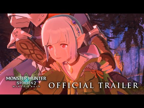 Trailer 5 de Monster Hunter Stories 2: Wings of Ruin