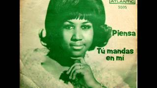 "Aretha Franklin - Think / You Send Me - 7"" Chile - 1968"