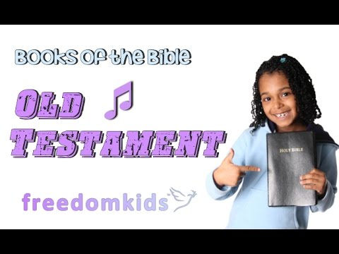 Kids Worship Songs - Books Of The Bible Song (OT) |  Freedom Kids Mp3