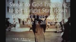 The Fray - Some Trust - Lyrics