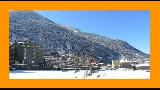 preview picture of video 'Hotel Coray 3* (Encamp) Andorra'