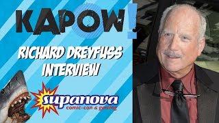 Richard Dreyfuss Interview