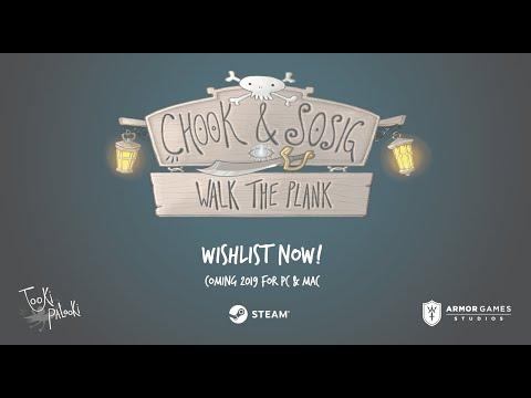 Chook & Sosig: Walk the Plank Teaser Trailer thumbnail