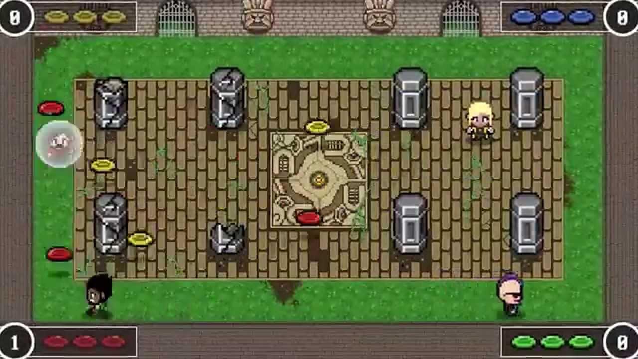 DiscStorm bringt bald Arena-Kämpfe auf PS Vita