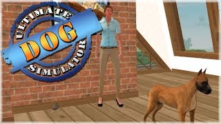 Adopted By A New Owner?! 🐶 Ultimate Dog Simulator - Episode #2