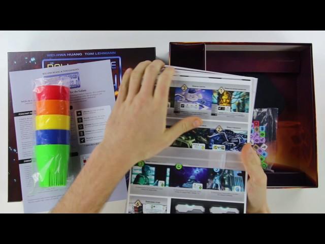 Gry planszowe uWookiego - YouTube - embed ZA1eRzaKhbQ