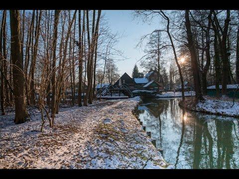 Winterausflug in den Spreewald
