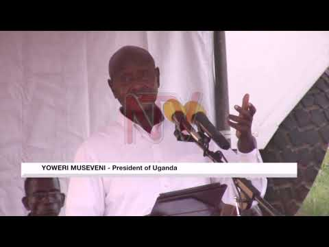 Museveni urges Sugarcane farmers on value addition