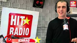 AHMED SOULTAN DANS LE MORNING DE MOMO SUR HIT RADIO - 04/11/2013