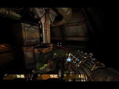 Quake 4 Walkthrough - Level 13 Strogg Medical Facilities