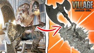 Resident Evil Village - Secret Boss Fight You DON'T WANT TO MISS! (Resident Evil 8 Secrets)