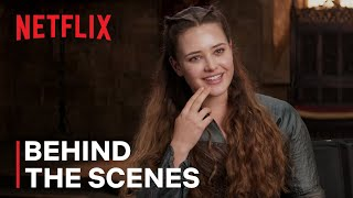 Katherine Langford On Her New Character | CURSED | Netflix