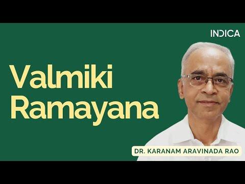 Valmiki Ramayana Talk 231 by Dr Karanam Aravinda Rao