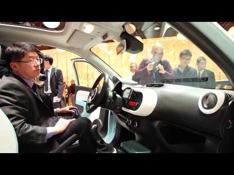 Geneva Motor Show 2014: Renault Twingo