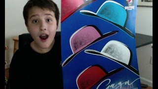 I WON A LADY GAGA SUPER BOWL POSTER!! (Pepsi - #ForTheFans)
