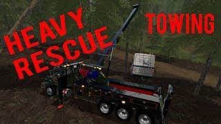 Farming Simulator 17 Heavy Rescue