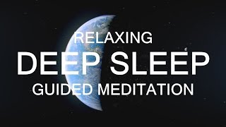 Long Deep Sleep Guided Meditation - A Guided talkdown