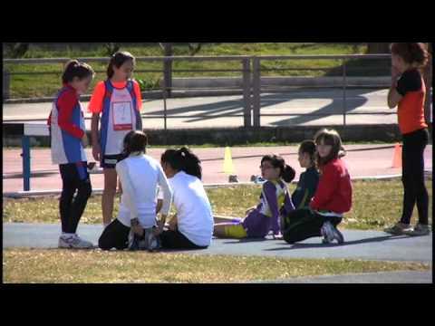 Juegos Deportivos. Larrabide 10/03/12