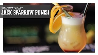 How To Make A Jack Sparrow Punch' At The Fizzy Tarté