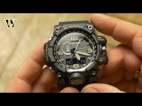 GWG-1000 Mudmaster G-Shock review