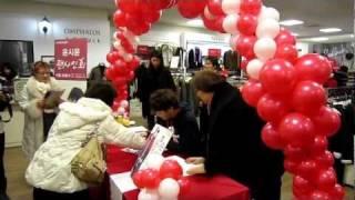ユンシユンOMPHAROSサイン会20111230