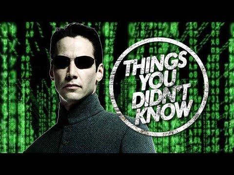 7 věcí, které jste nevěděli o Matrixu