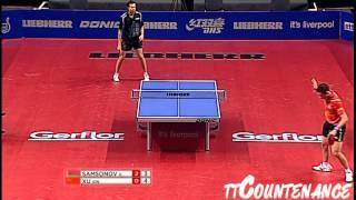 World Cup: Vladimir Samsonov-Xu Xin