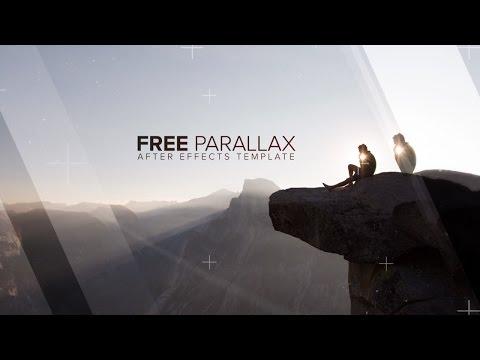 Parallax AE Template - FREE