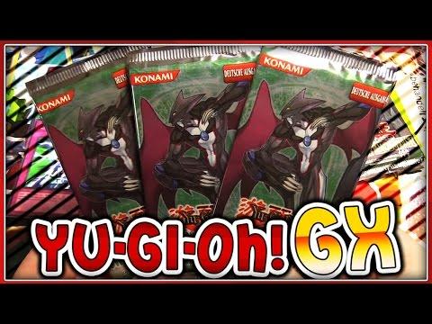 Ich öffne ein paar Yu-Gi-Oh GX Boosterpacks! - YuGiOh: Power Of The Duelist Booster Opening