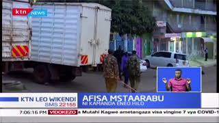 Afisa Mstaarabu: Ibrahim Abachila, Kamanda alifanya mambo tafauti Baringo ya Kati alioonyesha utu