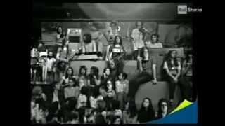 BATTIATO -POLLUTION- alla Rai Tv -progressive-\1972 ( FETUS )